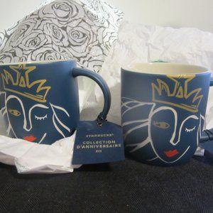 Blue Siren 2016 Siren Anniversary 2016 Mugs (2)